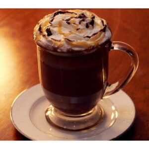 German Chocolate Mocha, coffee Beverages