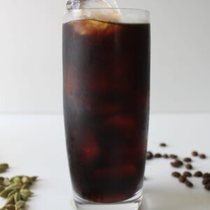 Iced Turbo Cup, Iced Coffee Beverages