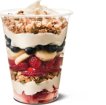 Yogurt, Granola Fruit...