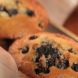 Home Made Blue Berry Muffin 2