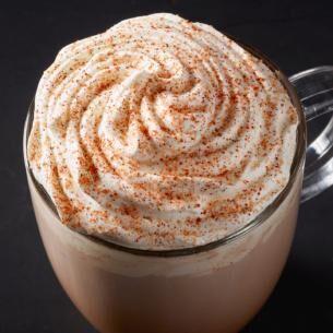 Cinnamon Devine Latte
