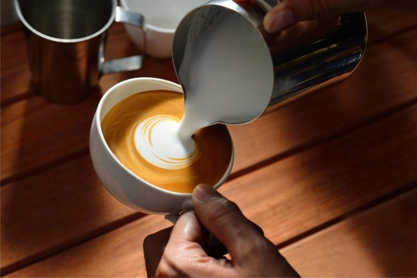 Vanilla Café Latte