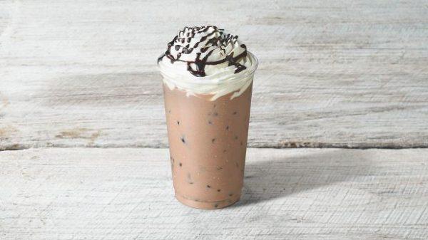 Iced Café Mocha